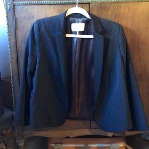 Black Halston Heritage blazer